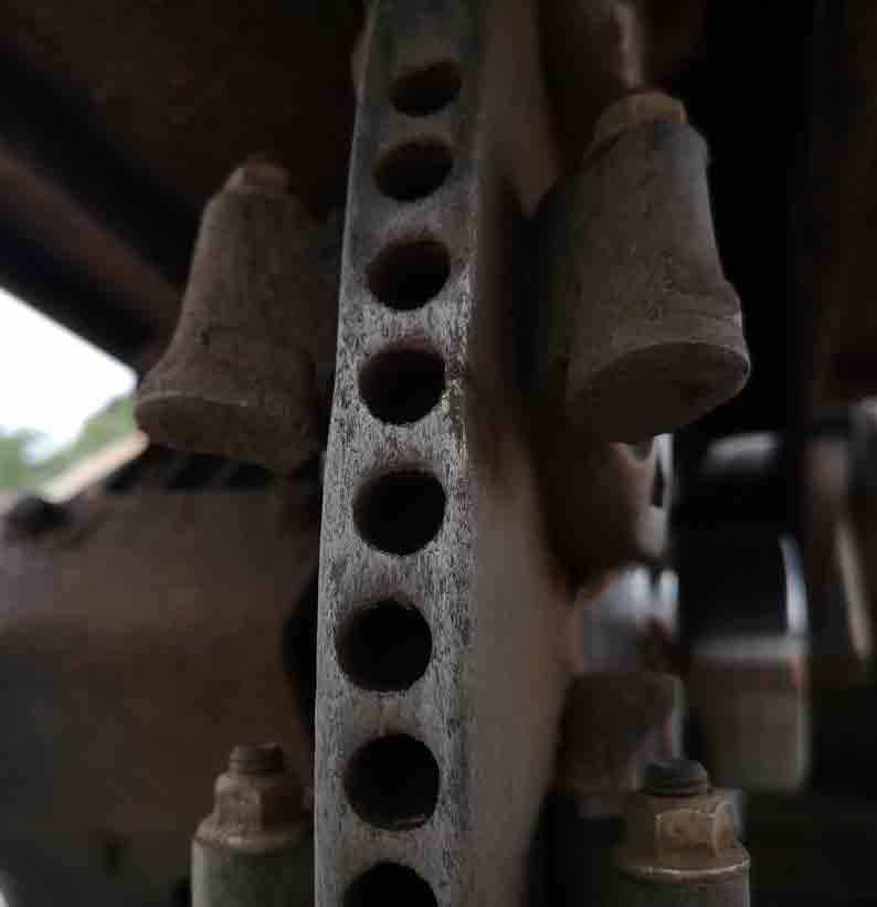 stump grinder cutting teeth